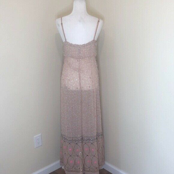 Free people whimsical wide leg jumpsuit fairycore - image 7