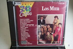 Los-Mier-Serie-De-Los-20-Exitos-1991-Music-CD-NEW