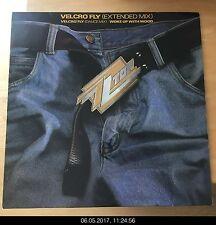 """Schallplatte Vinyl (12"""" Maxi, MS) ZZ-Top - Velcro Fly"""