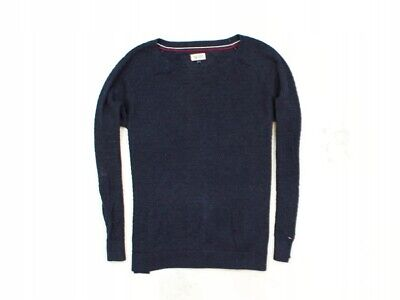 *m Tommy Hilfiger Mens Sweather Cotton Size L