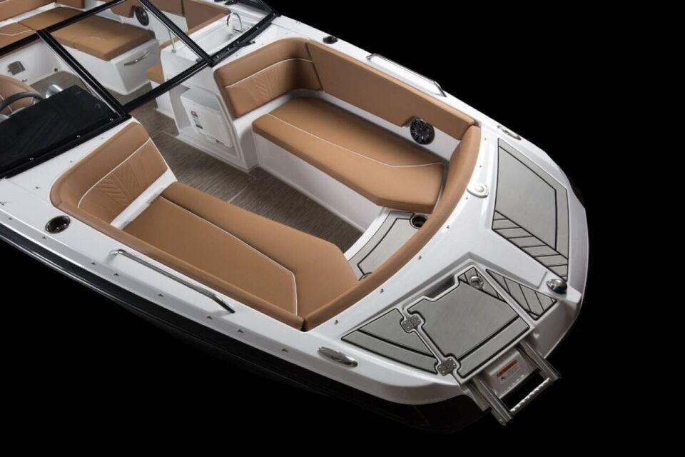 Glastron GTD 220 - 200 HK Yamaha/Udstyr, Motorbåd, årg.