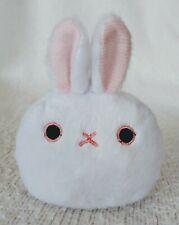 San-ei 089106 Mofu Rabi-dango Plush Doll Shirokuro TJN