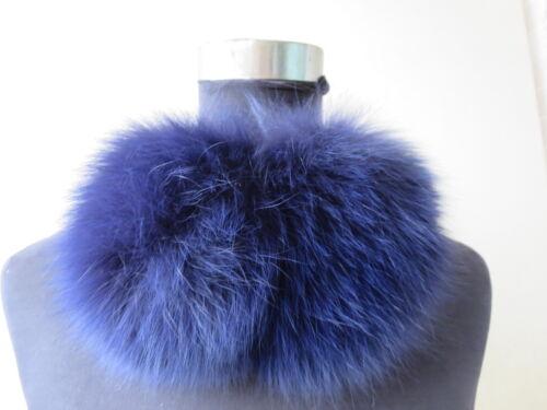 Pure Colors  Fox Fur  Womens Winter Ear Muff  Warmer
