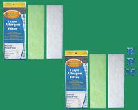4 Allergen Filters 40110006 Hoover Windtunnel Bagless Vacuum Cleaner 3 Layer