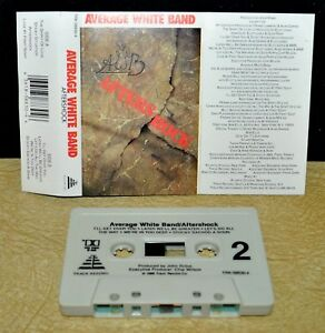 AVERAGE-WHITE-BAND-Aftershock-Cassette-Tape