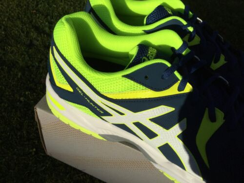 taille 11 uk brand new Asics gel hunter squash chaussures
