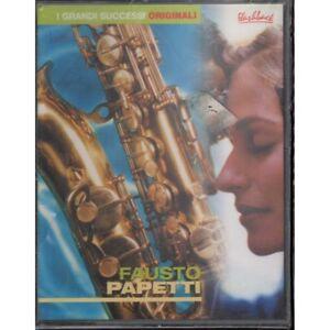 Fausto-Papetti-2-MC7-Grandi-Successi-Originali-Flashback-Sigillata-0743217513542