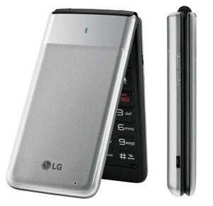 LG Exalt LTE 4G VN220 (Verizon) Flip Cellular Cell Phone (Page Plus