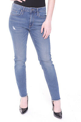 Ladies Ex Famous Store Collection Relaxed Skinny Jeans Zip Pockets Stretch 8-16