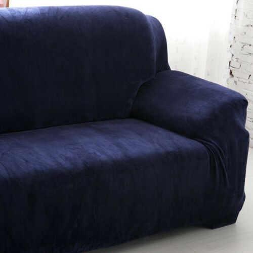 1//2//3 Seat Sofa Slipcover Soft Stretch Couch Cover Protector Easy Fit Washable H