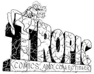 Tropic Comics and Collectibles Inc