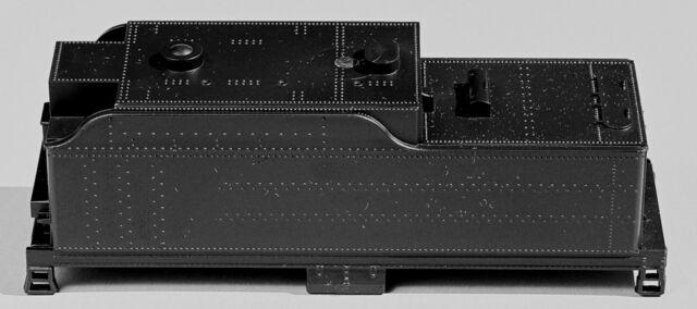RCR - MDC HO PARTS - #24300 - ATSF style TENDER SHELLS - 5  pieces