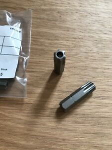 """Bit  1//4/"""" Torx 40 mit Bohrung für Torx+PIN"""