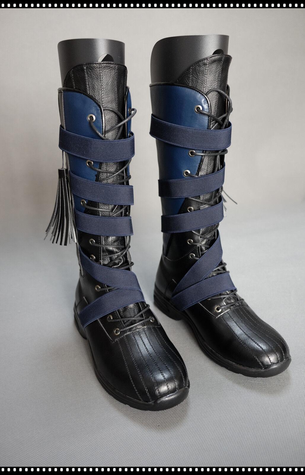 Doctor Strange Stephen Vincent Strange Cosplay Stiefel Schuhe maßgeschneiderte