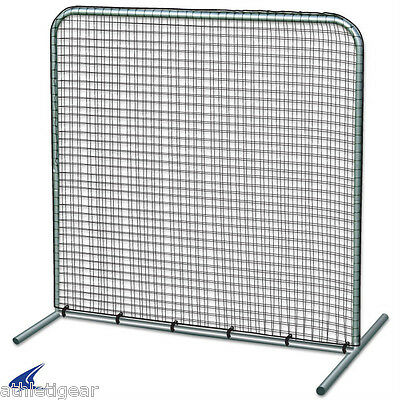 Champro Sports® Infield Screen 7' X 7' For Drills Or Portable Backstop Selected Material Baseball & Softball Training Aids