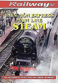 1 of 1 - The Ynys Mon Express Main Line Steam (DVD, 2006) NEW AND SEALED