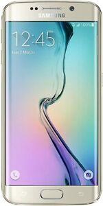 Samsung Galaxy S6 32Go Or parfait état Utilisé Reconditionné A.A629
