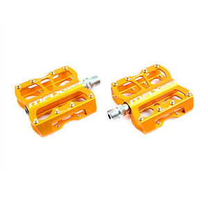 """VIVIMAX MAX FLY 9//16/"""" Mountain MTB Road Bike Bicycle Cycling Alloy Pedals"""