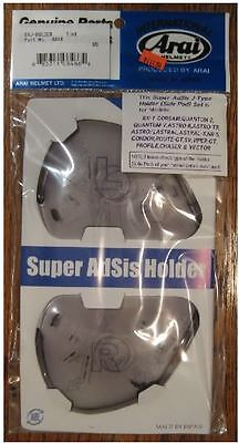 RX-7GP Smoke RR5 aftermarket visor to fit Arai helmet Shield Visor Rx7 RR5 Corsair GP V RX-Q Quantum Dark Tint