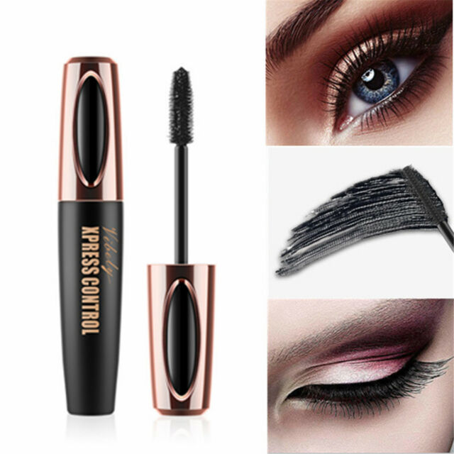 6422378521d 2019 New Year 4D Brush Eyelash Mascara Special Eeition Secret Xpress Control