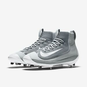buy online 17fd2 a9135 Image is loading Nike-Air-Huarache-2KFilth-Elite-Mid-Metal-Baseball-