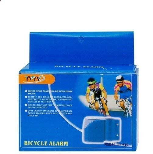 Andet, YVYV 105dB cykel alarm