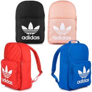 Bolso Nuevo Bp Adidas Classic Exterior Detalles Bolsa Unisex Trefoil Escuela De Mochila 8Ok0Pnw