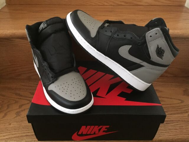 Nike Air Jordan 1 Retro High OG SHADOW 575441-013 GS PS TD Sz 4C-7Y NEW DS  2018