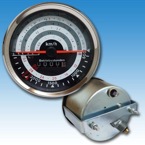 Traktormeter Fendt 100 er Serie Farmer 103 104 105 106 108 108S Traktor 012515
