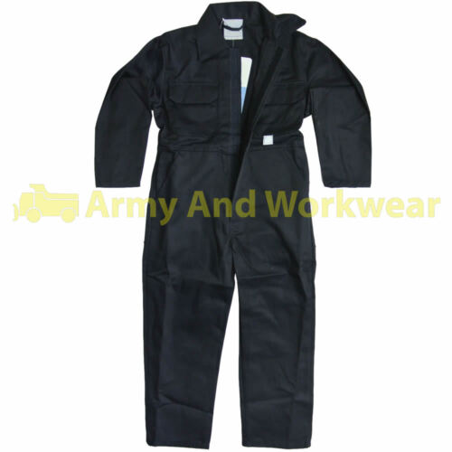 CHILDRENS KIDS COVERALL OVERALLS BOILERSUIT BOYS /& GIRLS CHILDS BOILER SUIT