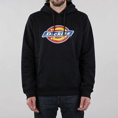 Dickies Men/'s New San Antonio Regular Fit Pullover Hoody Black