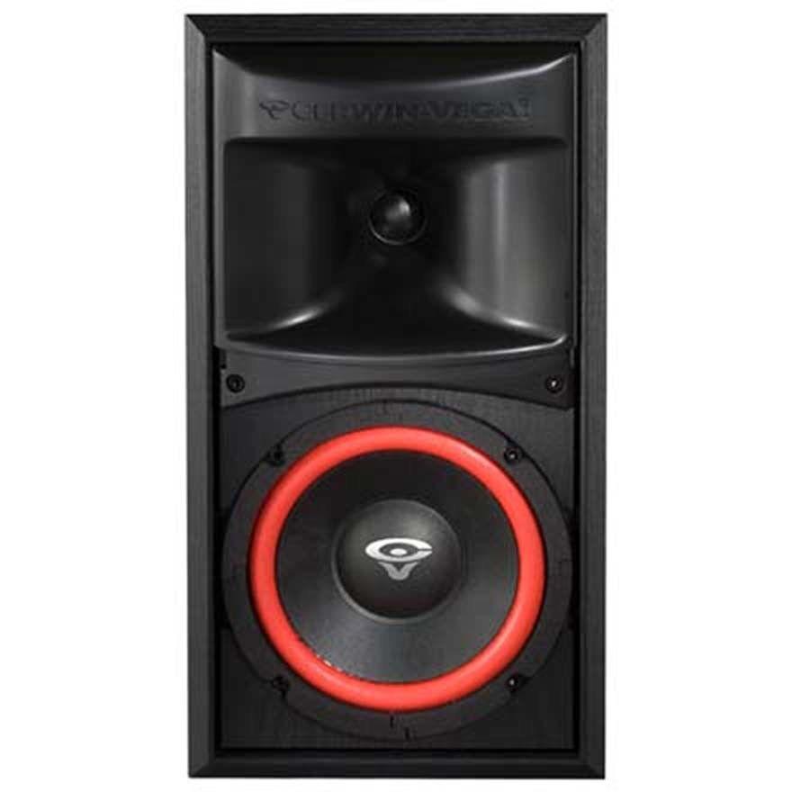 Cerwin-Vega XLS-6 6.5in 2 way, Bookshelf Speaker, Each