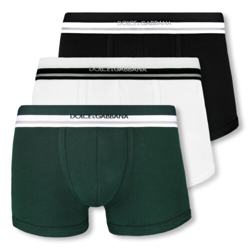 Dolce /& Gabbana Uomo Boxershorts short regular Boxer Mutande fughh colore a scelta