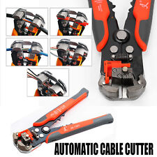 Adjustable Automatic Cable Wire Tool Electrical Crimper Stripping Cutter Pliers