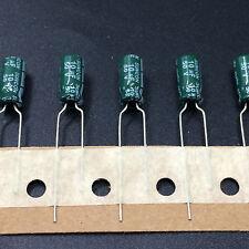 10pcs 10uF 50V10UF 5x11 SUNCON (SANYO) CZ Wide Range Temperature Capacitor