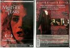 MOTHER OF TEARS avec ASIA ARGENTO / EDITION 2 DVD - HORREUR -COMME NEUF LIKE NEW