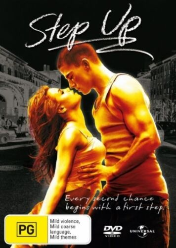 1 of 1 - Step Up (DVD, 2007) *NEW & SEALED*