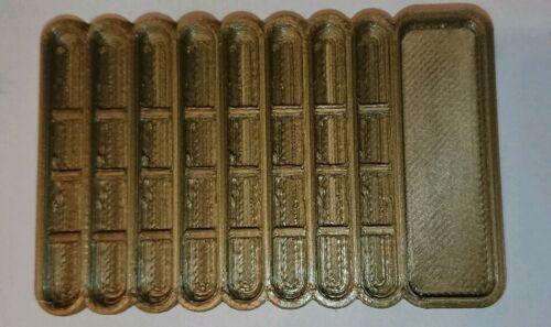 Lock pinning tray 3D printed Locksport tool