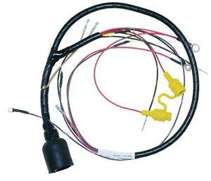wire harness internal engine for johnson evinrude 1984 90. Black Bedroom Furniture Sets. Home Design Ideas