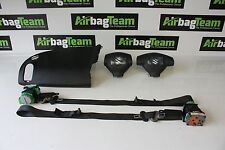 Suzuki Splash Airbag Kit 2008 - On Driver Passenger Dash Pod Seat Belts ECU