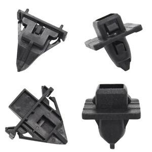 4Pcs NEW Black Moulding Clip Retainer Kit for Toyota FJ Cruiser 2007-2014 E7A4