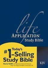 Life Application Study Bible KJV (1997, Hardcover)