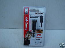 TREND SNAP//PC//127T SNAPPY TUBE PLUG CUTTER 12.7MM
