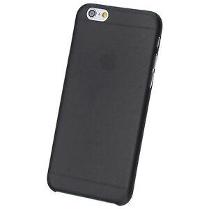 Ultra-Slim-Black-Matte-Hard-Rigid-Plastic-Back-Case-Cover-For-iPhone-6S-iPhone-6