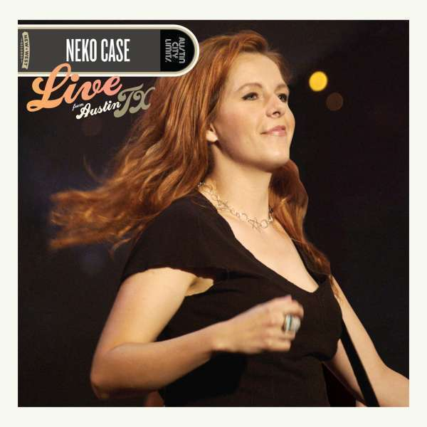 Neko Case - Live From Austin, Tx Nuevo CD/DVD