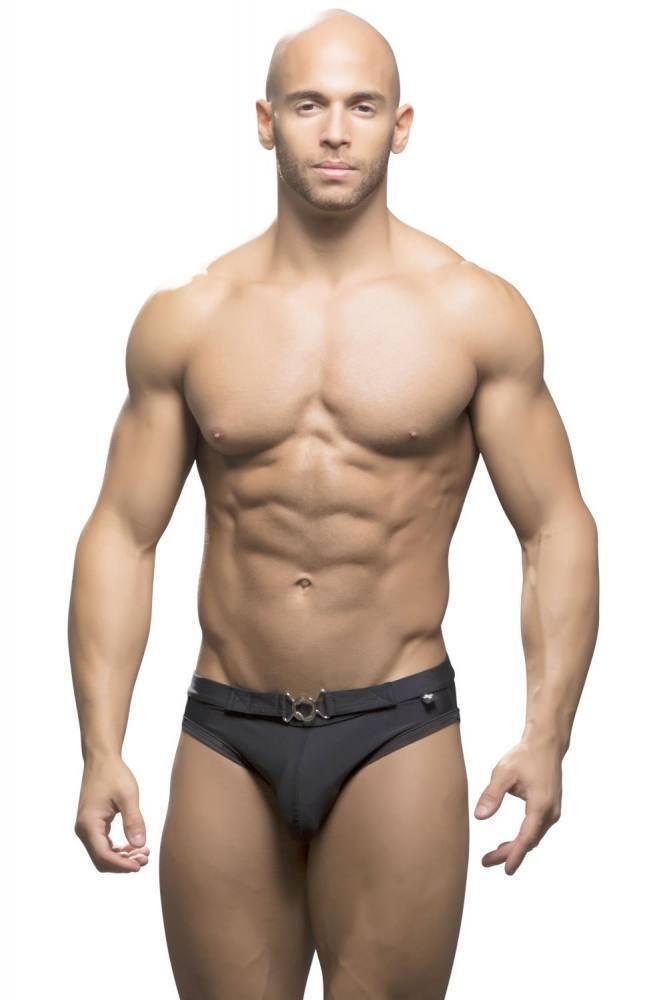 Andrew Christian Herren Badehose Short Panty in schwarz Größe S M L XL  | Kaufen  | Vorzügliche Verarbeitung  | Sehen Sie die Welt aus der Perspektive des Kindes