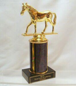 "faux bronze award trophy 9/"" Quarter Horse Bust"