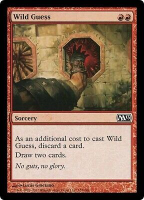 MTG Magic 2013 NM Card x 4 Playset Tricks of the Trade