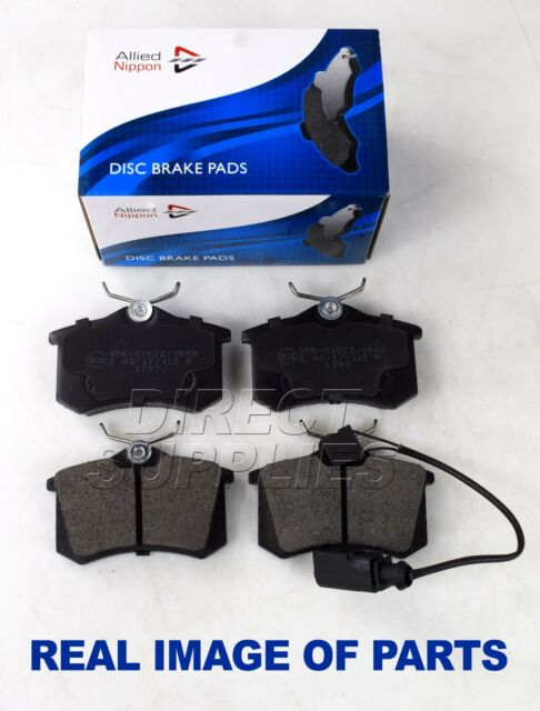 Ford Galaxy MK3 1.8 TDCi Genuine Allied Nippon Front Brake Pads Set
