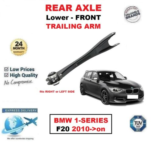REAR AXLE Lower Suspension FRONT TRAILING ARM for BMW 1-SERIES F20 2010-on LH//RH